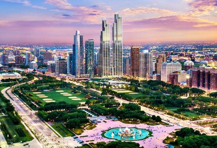 One Grant Park, Chicago