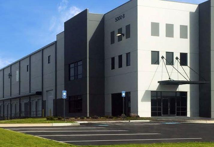 Core5 Logistics Center at Shugart Farms