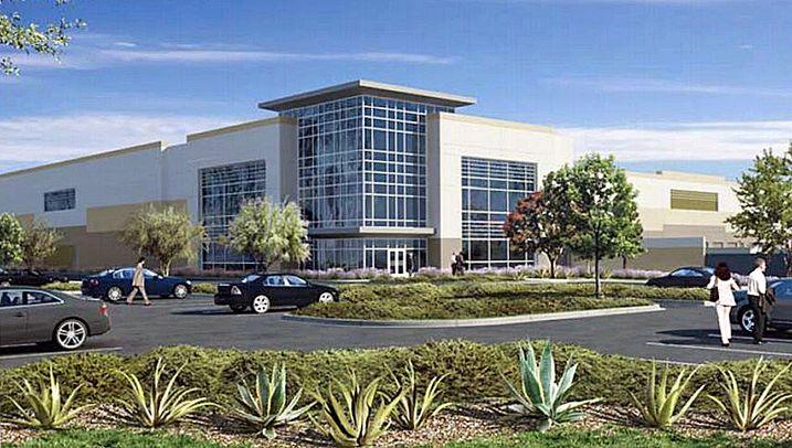 Arcadia Logistics Center