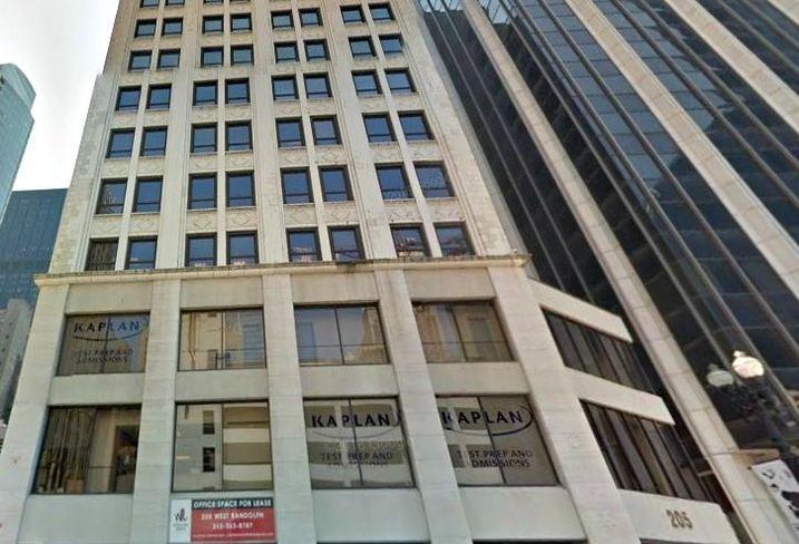 205 West Randolph, Chicago