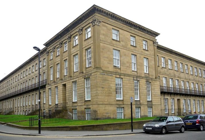Newcastle student housing