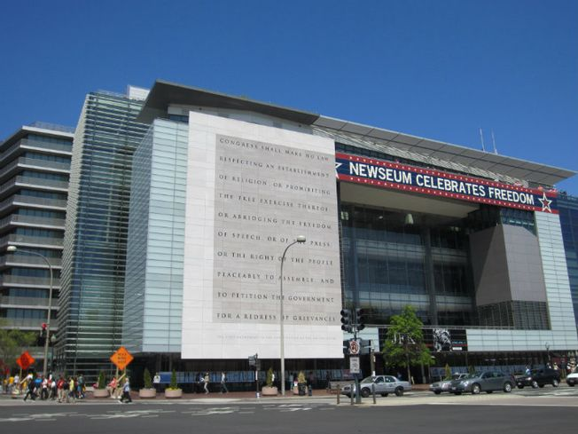 Newseum, Washington, DC