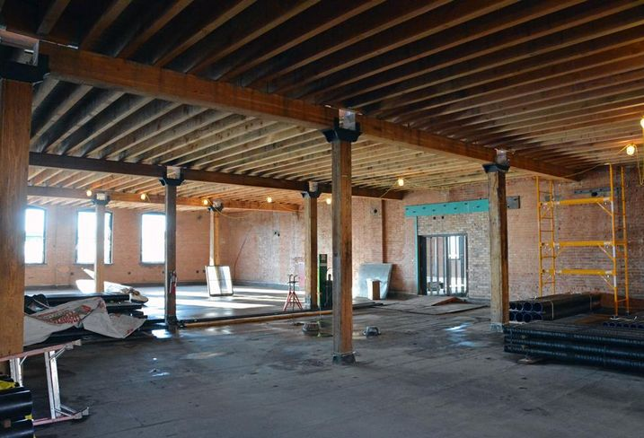 Granite Property's Factory Six03 in Dallas' historic West End