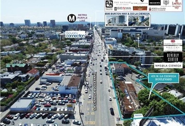 431 La Cienega Blvd, LA