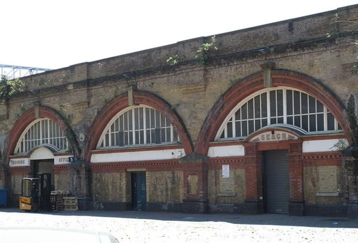 Spa Station Arches, Southwark