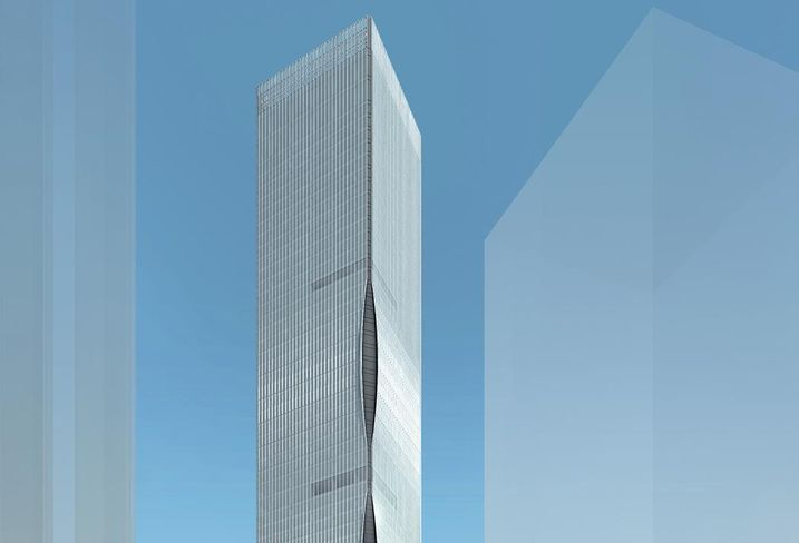 Global City Square rendering