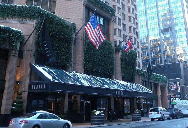 London Hotel NYC