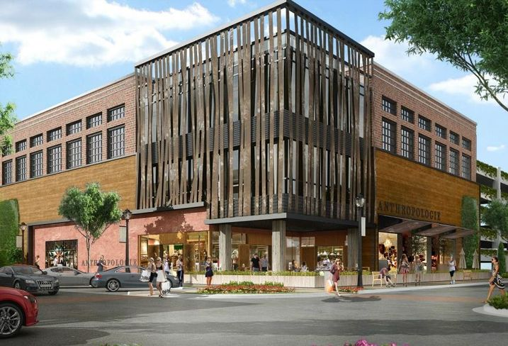 Anthropologie and Free People are the latest retailers signed to Wade Park, Thomas Land & Development's massive 175-acre mixed-use development under construction in the heart of Frisco's