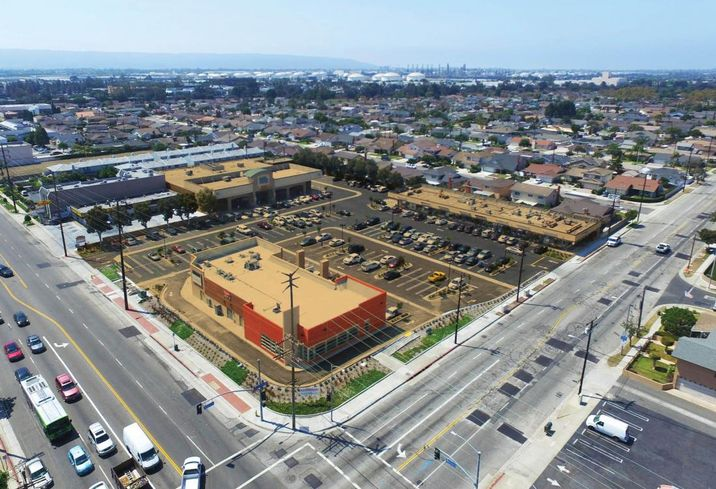 Retail centers in Torrance, CA
