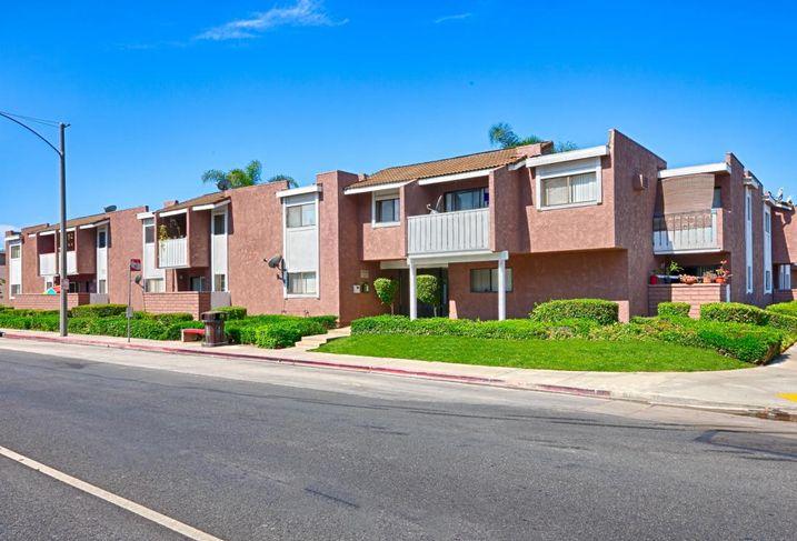 Atlantic Avenue Apartments, L.A.