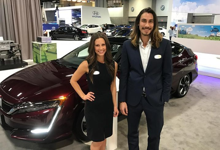 Washington Auto Show!