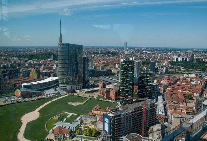Milan Porta Nuova