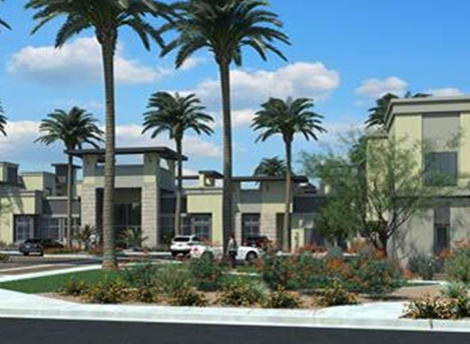 Housing Trust Group Goes Ahead With Mesa Apartments