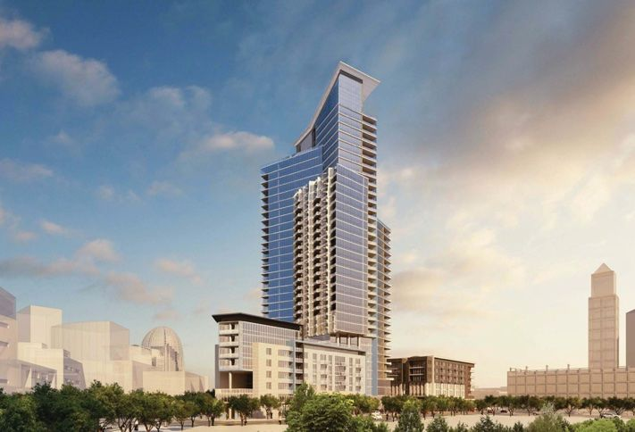 Largest Downtown San Diego Development Ever Is Rising In East Village