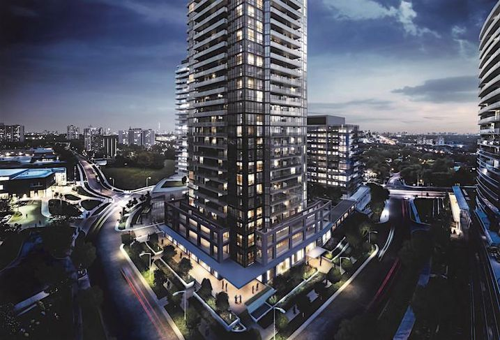 Park Club, the latest phase at Elad Canada's Emerald City.