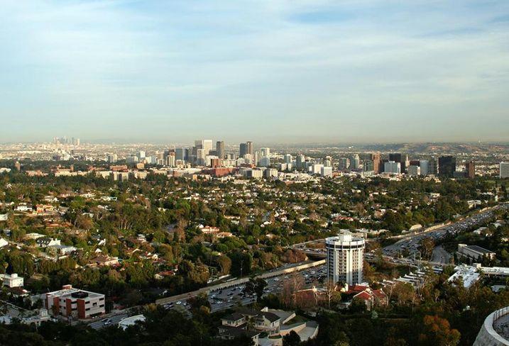 Brentwood, Western LA
