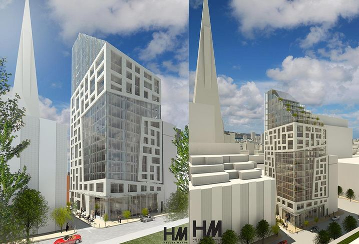 200-Foot-Tall Condo/Hotel Tower Proposed At 447 Battery St.