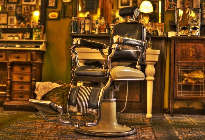 Barbershop Chair