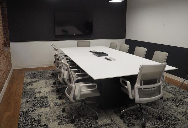 Logan Exchange conference room