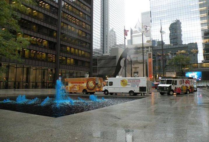 Daley Plaza, Chicago