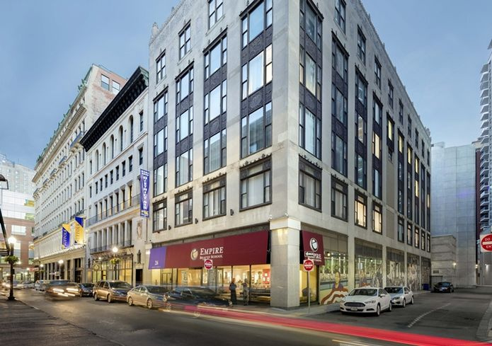 High-Dollar Sale Shows Investors Have Noticed Downtown Boston's Class-B Office