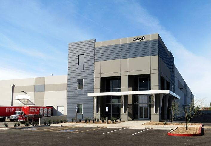 Italian Food Distributor Buys Logistics Center In West Phoenix