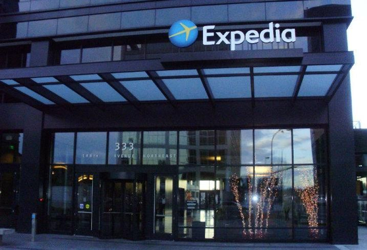Expedia Bellevue, Wa. HQ
