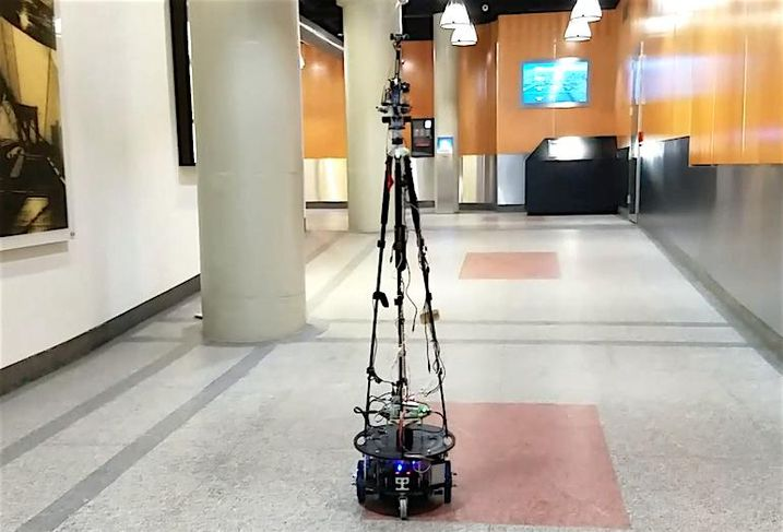 VirtualApt's V2 robot