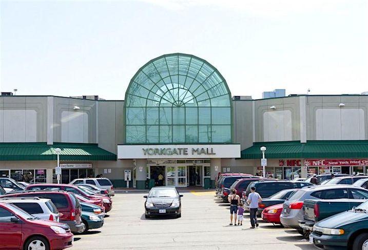 Yorkgate Mall in Toronto
