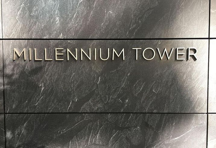 Millennium Tower S Litany Of Lawsuits Likely To Get Worse In 2018