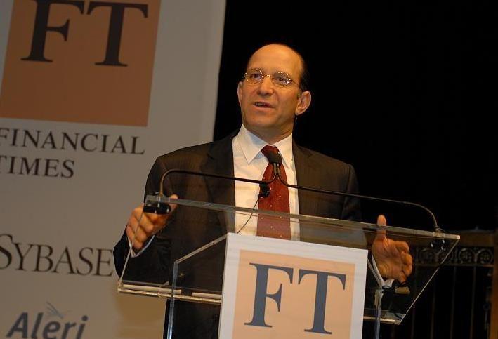 Howard Lutnick, CEO of BGC Partners