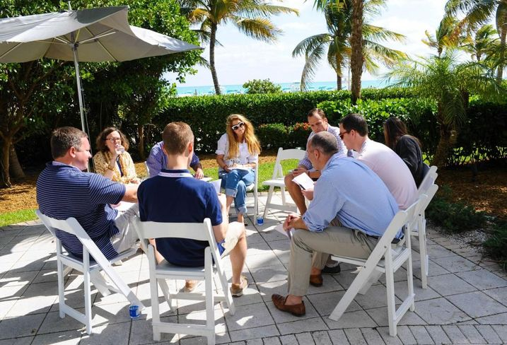 7 Things You Need To Know About Real Estate's Most Exclusive Retreat For Next Generation Dealmakers