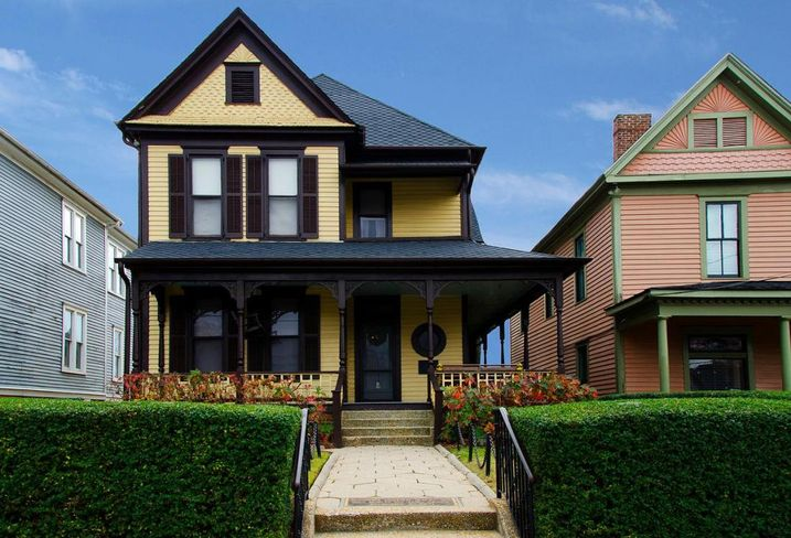 Martin Luther King's childhood home