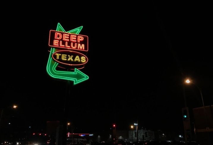 Deep Ellum texas Dallas