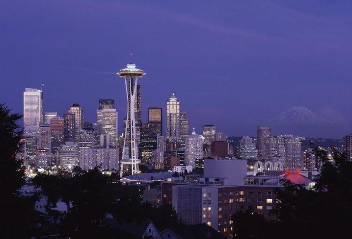 Seattle Skyline, Space Needle
