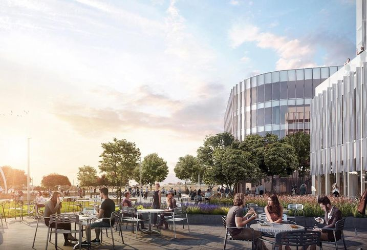 Construction Begins On Large Burlingame Office/R&D Complex