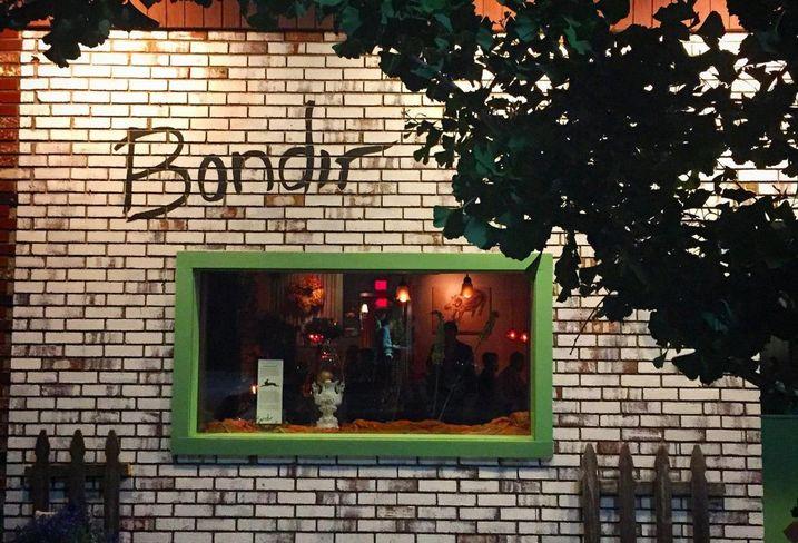 Romantic hotspot Bondir