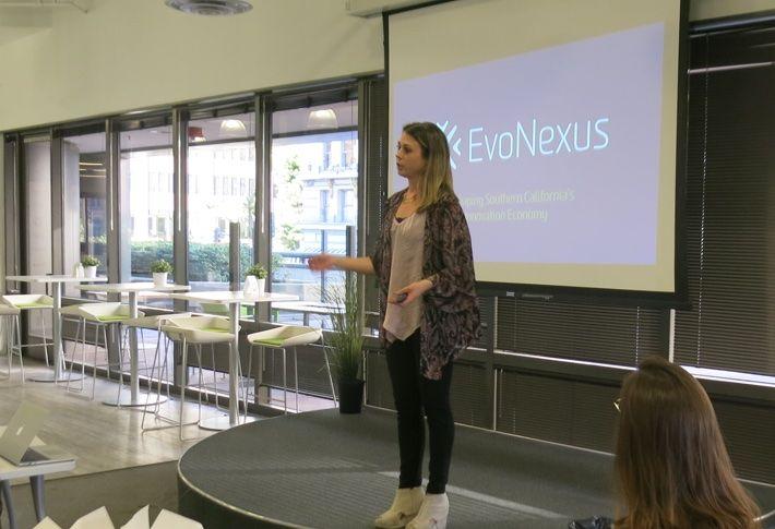 Kayla Trautwein, EvoNexus director and senior portfolio manager
