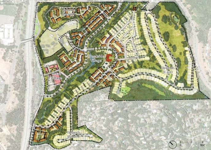 Oakland City Council Approves Proposal To Open Negotiations To Sell Oak Knoll Land