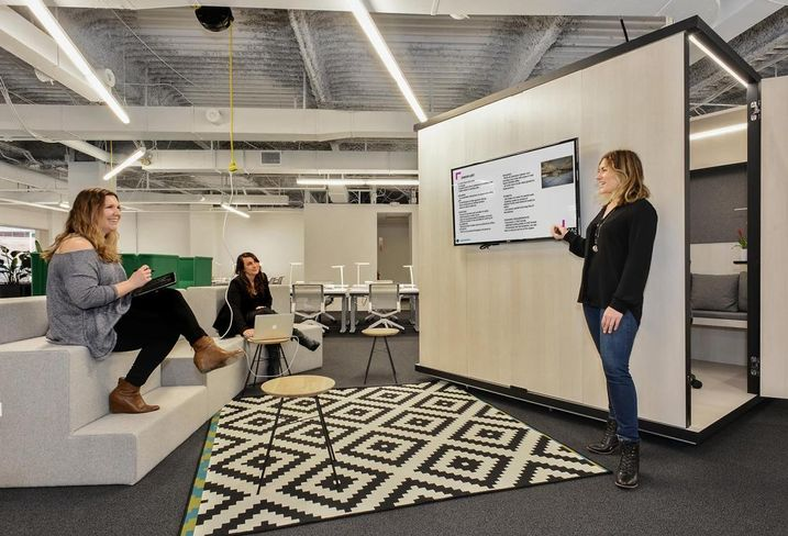 LiquidSpace's Newest Service Reinvents Office Design
