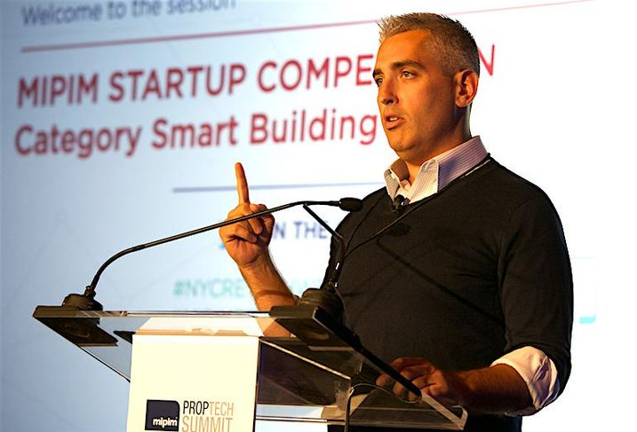 Aaron Block, co-founder and managing director of MetaProp NYC