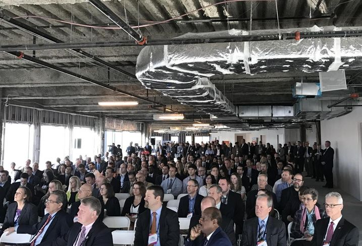 More than 400 attended Bisnow's Howard County Boom event Feb. 23.