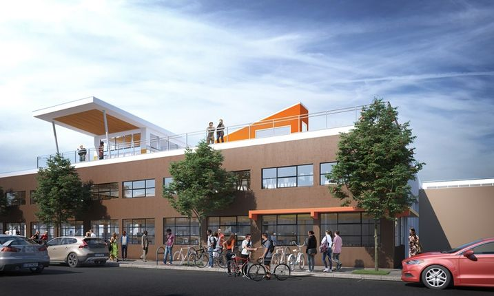 Central Eastside Industrial Property Being Repurposed As Creative Office