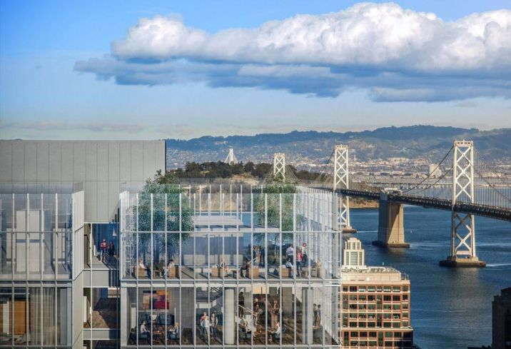 Latest Transbay District Condo/Hotel Tower Moves Closer To Approval
