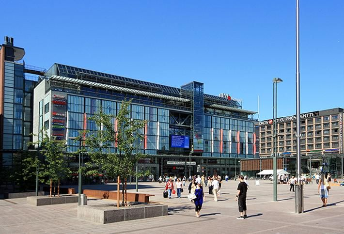 Kamppi Centre, Helsinki Finland