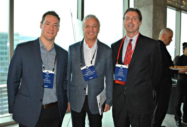 Harwood International: Jeff Rennells, Gabriel Barbier-Mueller, David Roehm