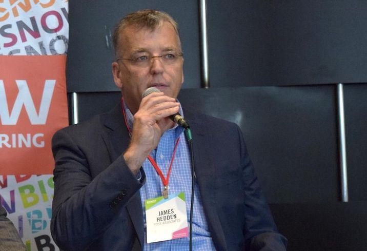 James Hedden, chief development officer at Rose Associates