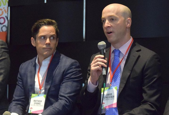 Eastern Consolidated principal Matthew Sparks and Rockwood Capital partner David Streicher