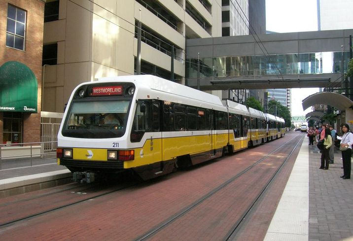 DART Steps Up Its Services To Plano, Deep Ellum And Cypress Waters