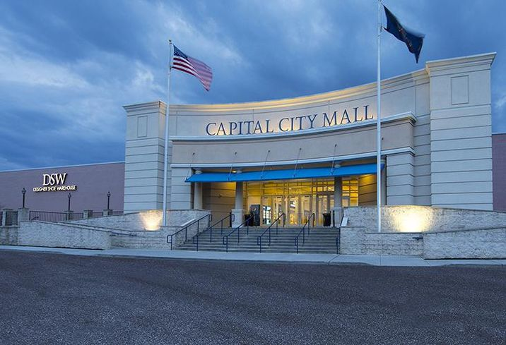 Capital City Mall in Camp Hill, Pa.